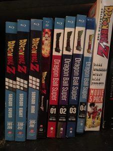 Dragon Ball Series and Movies