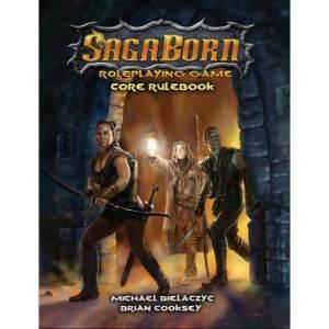 SagaBorn Roleplaying Game
