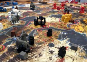 Scythe: Art of War