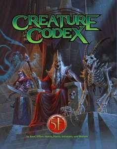 Creature Codex