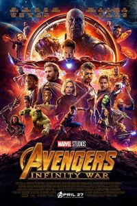 Avengers: Infinity War (April 2018)