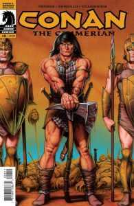 The Black Colossus (Conan the Cimmerian 8-13)