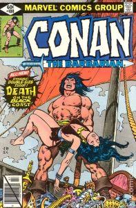 Conan the Barbarian #100 (Death on the Black Coast)
