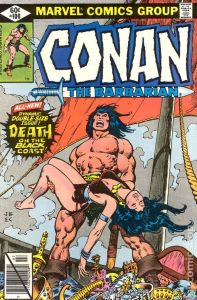 Conan the Barbarian #100 (Death on the Black Coast)