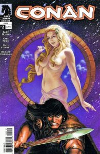 The Frost Giant's Daughter (Conan #2)