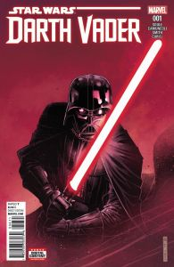 Darth Vader: Dark Lord of the Sith (Vol. 1: Imperial Machine)—Charles Soule (author), Giuseppe Camuncoli andJim Cheung(illustrators)