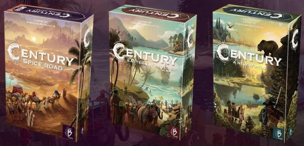 Century: New World