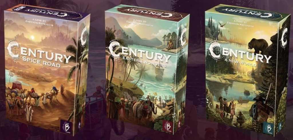Century: New World