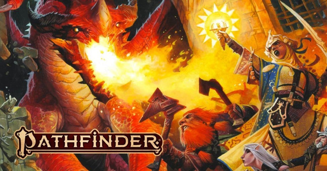 Pathfinder 2nd Edition Launch Books are Announced!