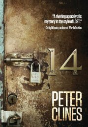 Peter Clines 14 cover