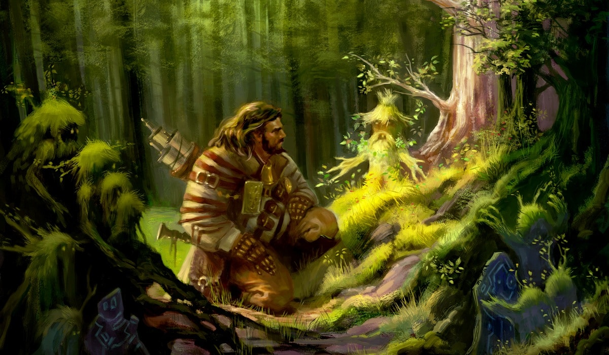 How to Create Great Pathfinder 2nd Edition Characters: Druid