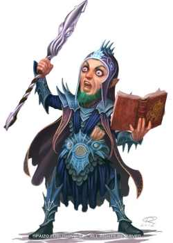 Pathfinder Second Edition Mad Prophet by Paizo