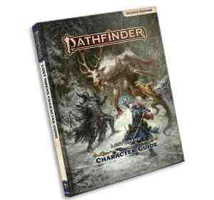 Pathfinder Second Edition Lost Omens Character Guide by Paizo Publishing