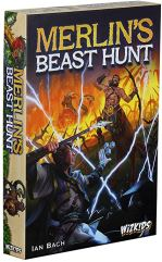 Merlin's Beast Hunt cover