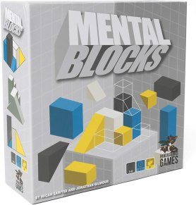 Mental Blocks Board Game