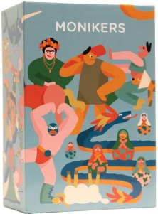 Monikers Board Game