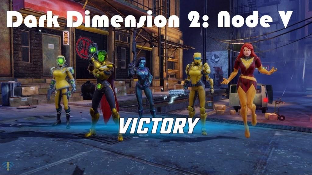 Dark Dimension Marvel Strike Force