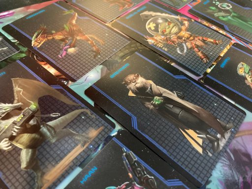 Starfinder Alien Character Deck by Paizo