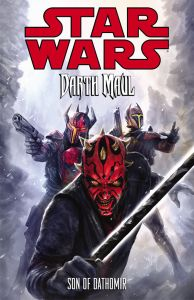 Son of Dathomir cover