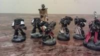 Black Templar Squad 1