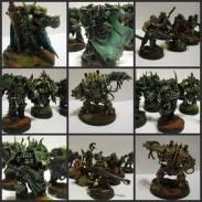 Alpha Legion DV Collage