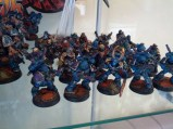 Alpha Legion Warp Chargers, count as Thousand Sons