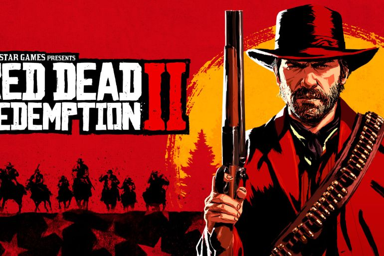Red Dead Redemption 2 Capa