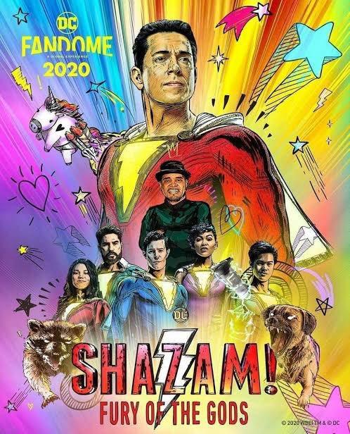 ShazamFury of Gods