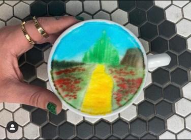 O mundo de Oz- credito instagram @baristabrian