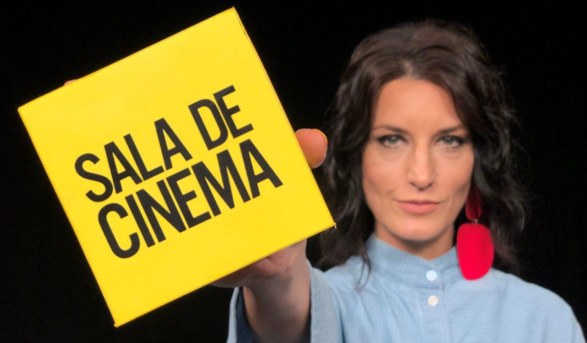 Sala de Cinema com Guta Ruiz
