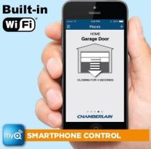 garage door wifi