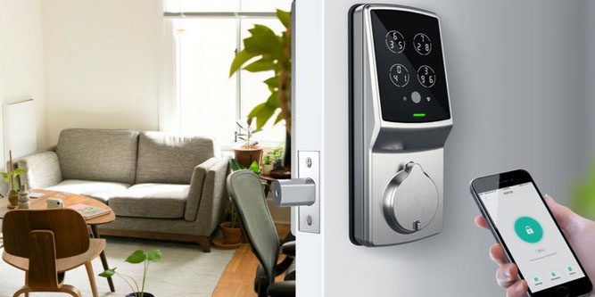 lockly secure pro biometric smart lock