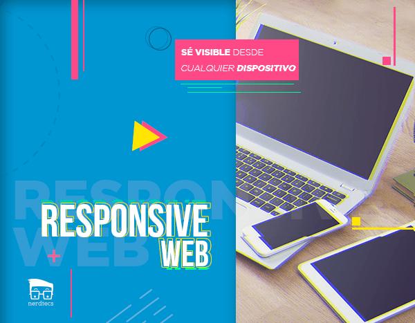 Diseño web responsive para mejorar la experiencia de tus clientes en tu sitio web