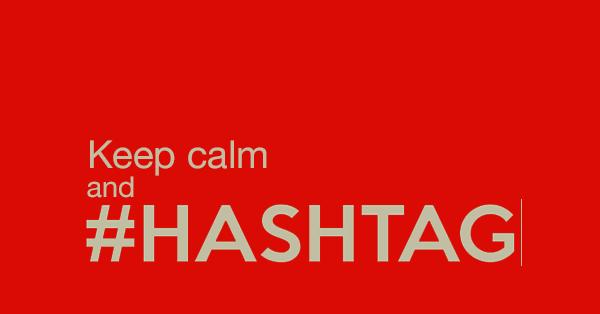 El hashtag, una forma de ganar seguidores en redes sociales