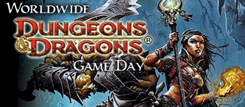 Dungeons & Dragons 4th Edition Game Day 2008
