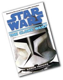 Star Wars The Clone Wars by Karen Traviss, Nerdvana, East Valley Tribune, Changing Hands Bookstore, Tempe