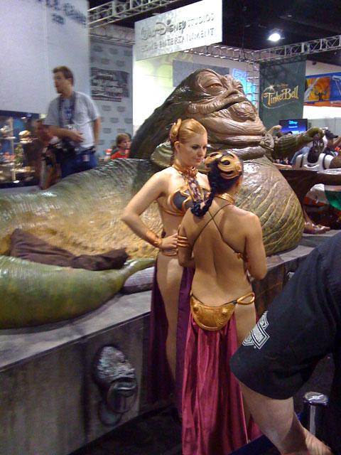 San Diego Comic-Con, 2008, costumes