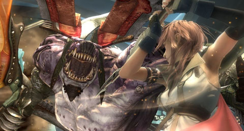 Final Fantasy XIII, Final Fantasy 13, Square Enix, Xbox 360, PlayStation 3