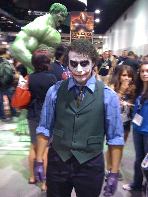 San Diego Comic Con 2008