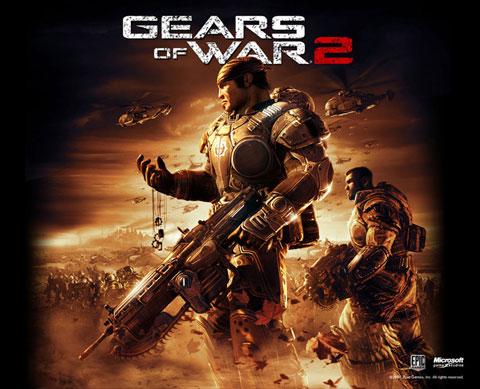 Gears of War 2, GOW2, Epic Games, Microsoft Studios