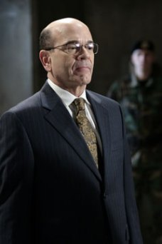 Stargate Atlantis, Richard Woolsey, Robert Picardo, Sci Fi Channel