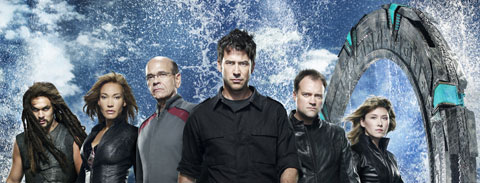 Stargate Atlantis Season 5 Cast Photo Courtesy of NBC Universal and Sci Fi Channel