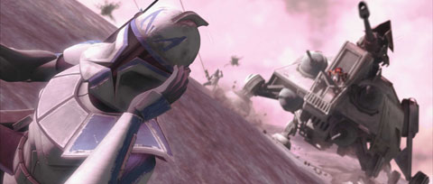 Star Wars The Clone Wars Lucasfilm Rex Ahsoka Warner Bros