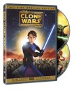 Star Wars The Clone Wars DVD Lucasfilm Warner Bros.