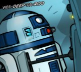 Star Wars The Clone Wars Web comics R2-D2 astromech droid Cartoon Network Lucasfilm