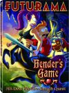 Futurama Bender's Game DVD