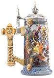 World of Warcraft Alliance Stein