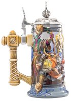World of Warcraft Alliance Stein