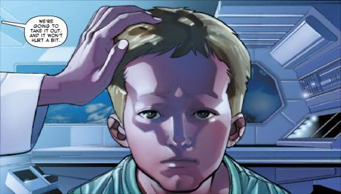 Ender's Game adaptation by Marvel Comics