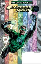 Free Comic Book Day logo DC Green Lantern